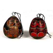 Gourd Owl Ornament