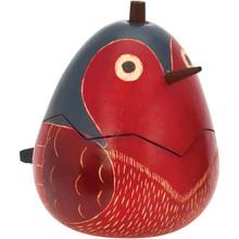 Gourd Box - Bird w/ Beak
