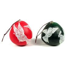 Gourd Dove Ornament Christmas Decoration Peru
