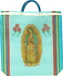 Virgin of Guadalupe Tote Bag Large