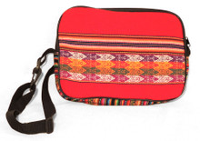 Manta Woven Ipad Tablet Tote Zippered and Lined