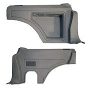 FACTORY ORIGINAL INTERIOR LOWER QUARTER TRIM PANELS