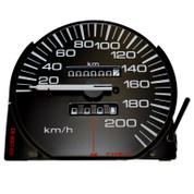 Speedometer Assembly Kilometers Per Hour RHD OEM Cherokee 1995-1996