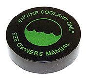 Coolant Overflow Bottle Cap Grand Cherokee 1993-1994