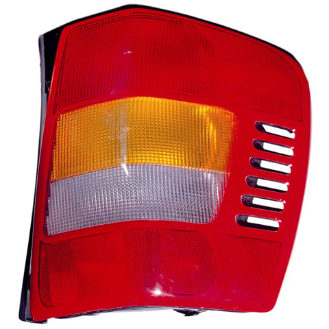 55155138 Passenger Side Tail Light Lens