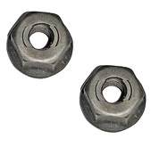J4200306-FACTORY ORIGINAL DOOR HANDLE MOUNTING NUTS