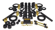 6-2006BL BLACK POLY SUSPENSION KIT 94-98 V8 MUSTANGS ONLY
