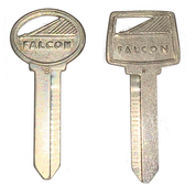 FALCON KEY BLANK SET