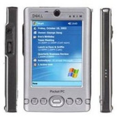 Dell Axim X30 Basic Pocket PC 312MHz WiFi & Bluetooth