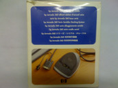 HP Jornada 560 Series Pocket PC Serial Cradle - F2904A