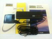 Psion Travel Modem For Psion 3c Palmtop PC