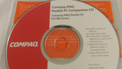Compaq iPAQ Pocket PC Companion CD for Compaq iPAQ H3700 Series