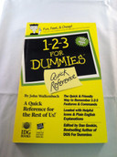 1-2-3 For Dummies Quick Reference