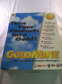 GoldMine Contact Manager for Microsoft Windows 95