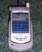 USB Cradle For Samsung i700 Smartphone