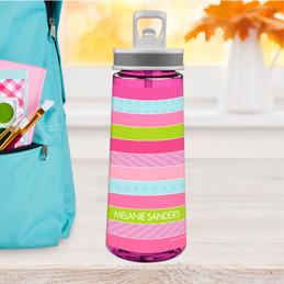 Sweet Lines Sports Water Bottle