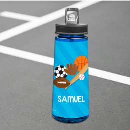 Sports Fan Sports Water Bottle