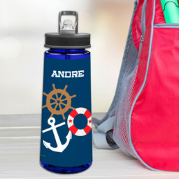 Nautical Ways Sports Water Bottle