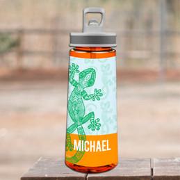 Climbing Gecko Sports Water Bottle