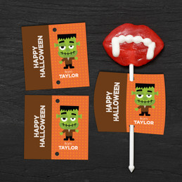 Hey Frankie Lollipop Cards