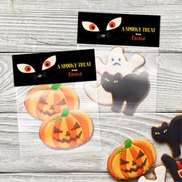Spooky Cat Treat Bags