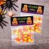 Spooky Pumpkins Treat Bags