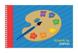 Paintbrush Artist Journal