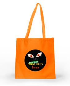 Spooky Cat Halloween Bag