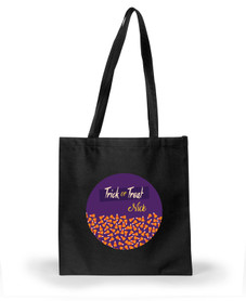 Yummy Candy Corns Halloween Bag