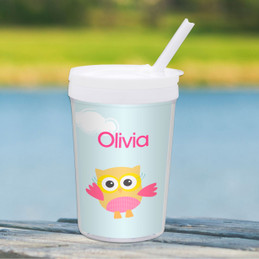 Three Owls Toddler Cup