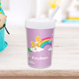 Sweet Unicorns Toddler Cup