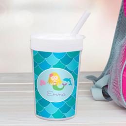 Mermaid Shades Toddler Cup