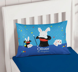 Boy Magic Pillowcase Cover