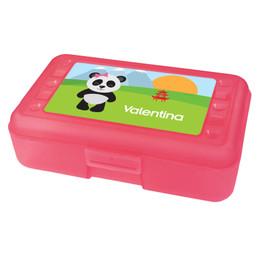 Sweet Panda Pencil Box