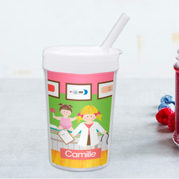 Doctor's Visit Toddler Cup