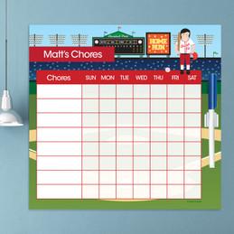 Home Run Chore Chart