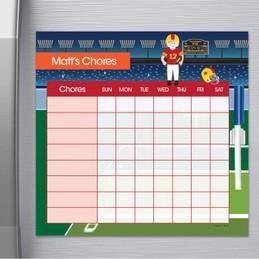 Touchdown Chore Chart