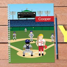 Home Run Kids Notebook