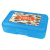 Brown Camouflage Personalized Pencil Box