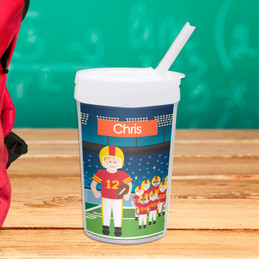 Touchdown Toddler Cup