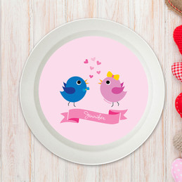 Sweet & Cute Birds Kids Bowl