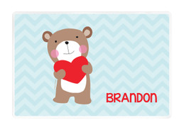 Love Bear Kids Placemat