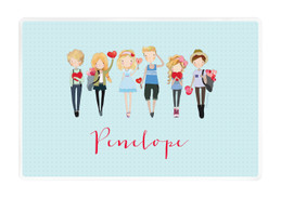 Group of Love  Kids Placemat