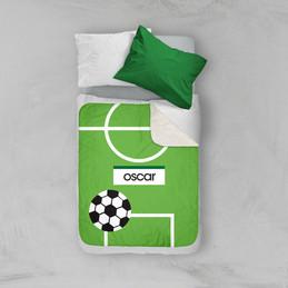 Soccer Fan Sherpa Blanket