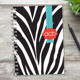 Zebralicious Writing Journal
