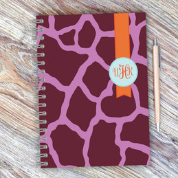 Cute Rocks Writing Journal