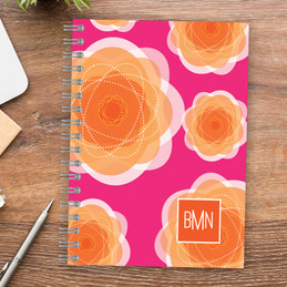 Pretty Blooms Writing Journal