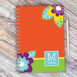 Modern Blooms Writing Journal