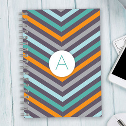 Style in Stripes Writing Journal