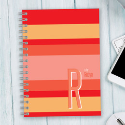 Bold and Modern Writing Journal